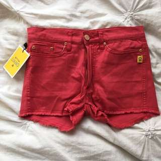 Bettina Liano Shorts Size 6 Brand New