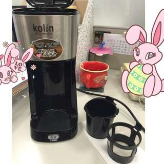 Kolin 歌林 隨行杯咖啡機(非新品)