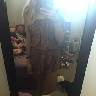 One Sleeved Play suit