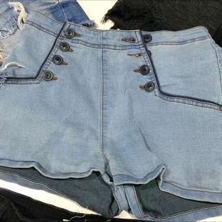 Size 8-10 Shorts
