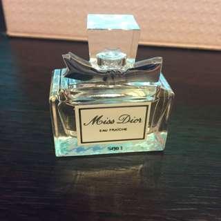 (保留)Miss Dior-EAU FRAICHE 5ml