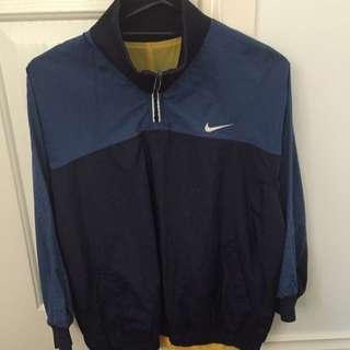 Vintage Nike 3/4 Zip Spray Jacket
