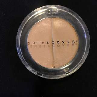 Sheer Cover Duo Concealer Light/Medium