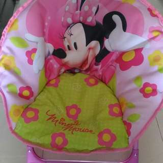 SALE At $10 Now......REDUCED TO $15 Minnie Mouse Chair