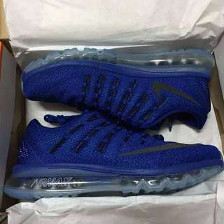 NIKE AIR MAX 2016 寶藍 商品型號-806771-4014   US9.5 US10 各一