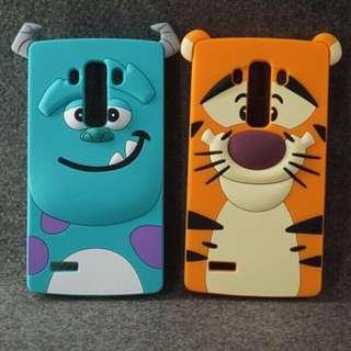 LG g4 手機殼 卡通造型 保護套