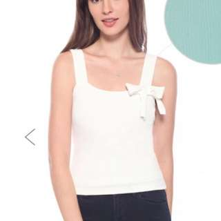 Love Bonito White Top