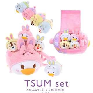 TsumTsum 2015復活節黛西組