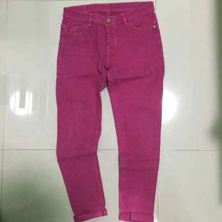 Pink Jeans