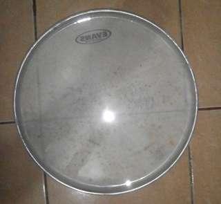 Skin Snare Drum Evans ukuran 14 Baru (Stok lama)