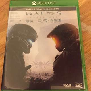 Xbox One EXCLUSIVE • XBOX ONE 專屬。HALO 5 最後一戰 5 :守護者