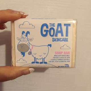 The Goat Soap Bar