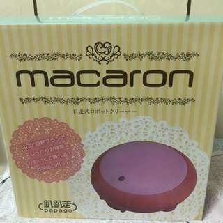 Papago Macaron 迷你自動吸塵器(草莓紅)