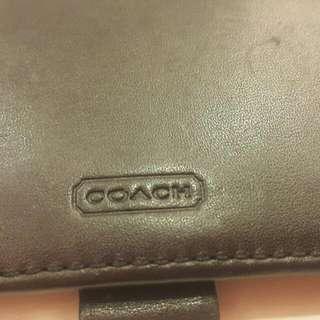 Coach簡易夾