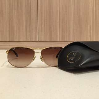 Authentic Rayban RB 3387