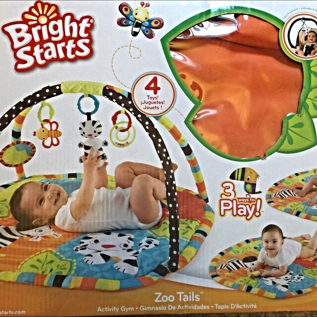 寶寶遊戲墊(二手)保留中