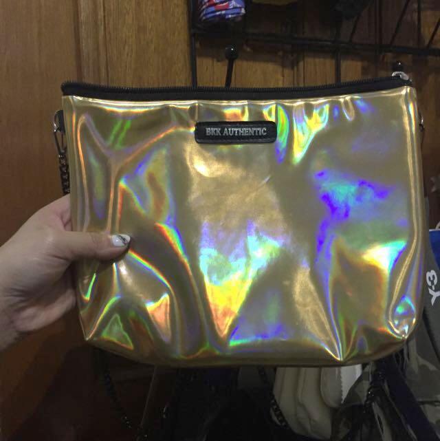 BKK長鍊袋側背包