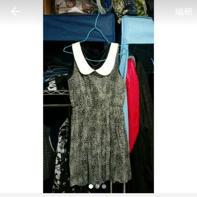 九成新洋裝