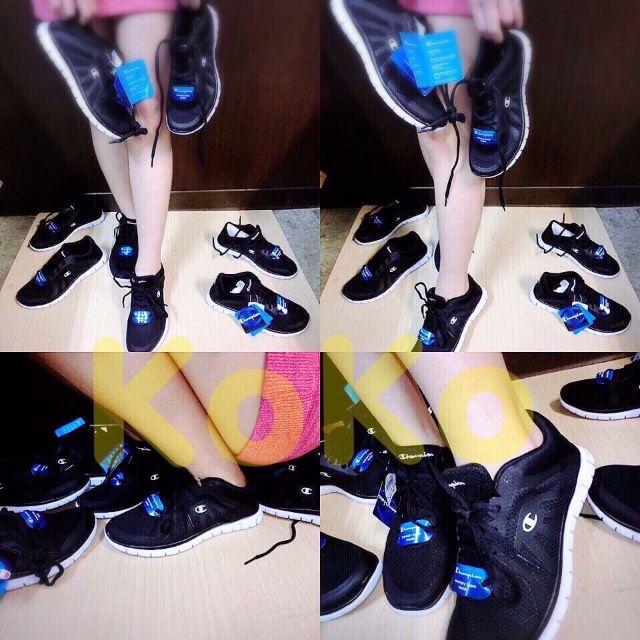 美國代購 champion 冠軍牌 運動鞋 潮鞋 慢跑鞋