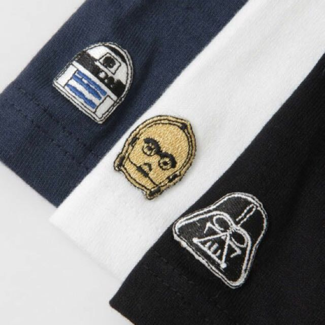 日本代購 STAR WARS POCKET TEE #日本公司貨 #正品