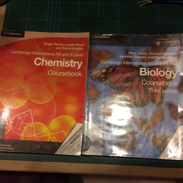 A-Levels Textbook