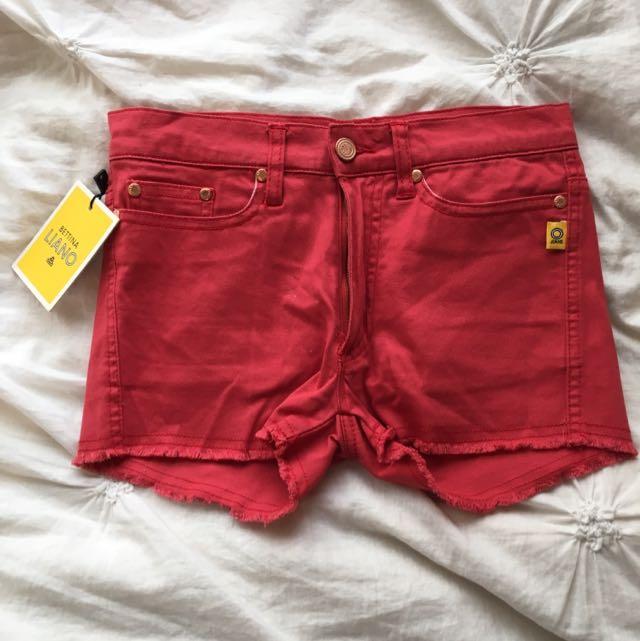 Bettina Liano Shorts Size 6 Brand New