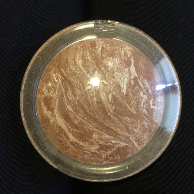 Body Shop Bronzer Shimmer 01 Golden Bronze