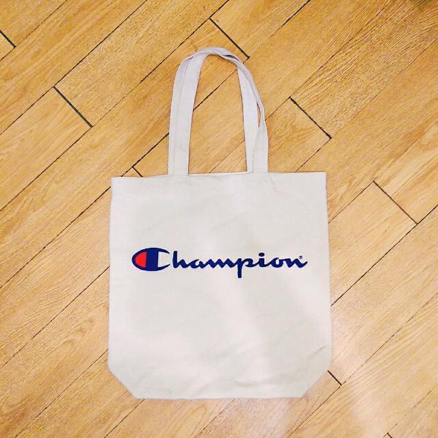 Champion托特袋 帆布袋#運費我來出
