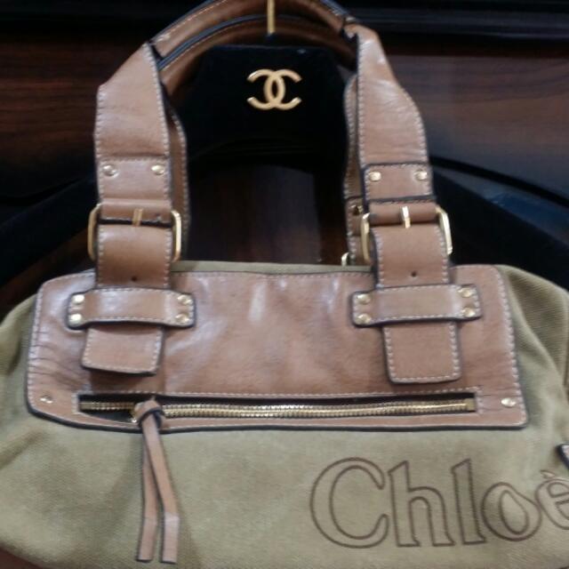 Chloe 手提袋