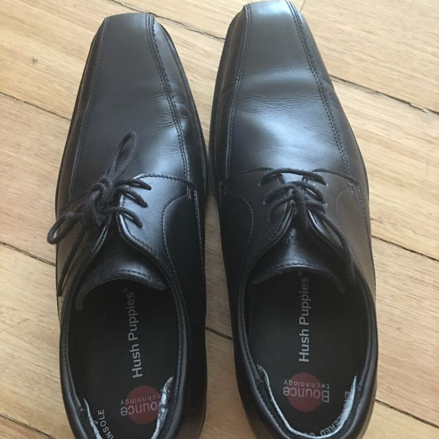 Formal Shoes (hush puppies)