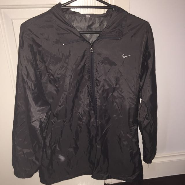 Grey/brown Nike Spray Jacket