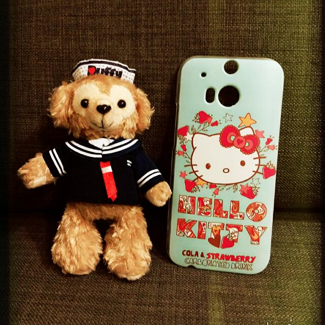 HTC M8 Hello Kitty手機硬殼