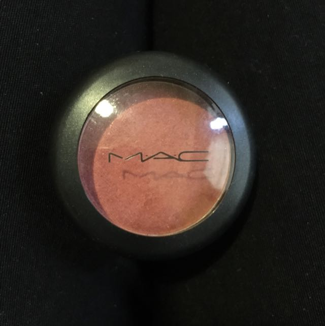 Mac Hot Paprika Eye Shadow Pro Longwear
