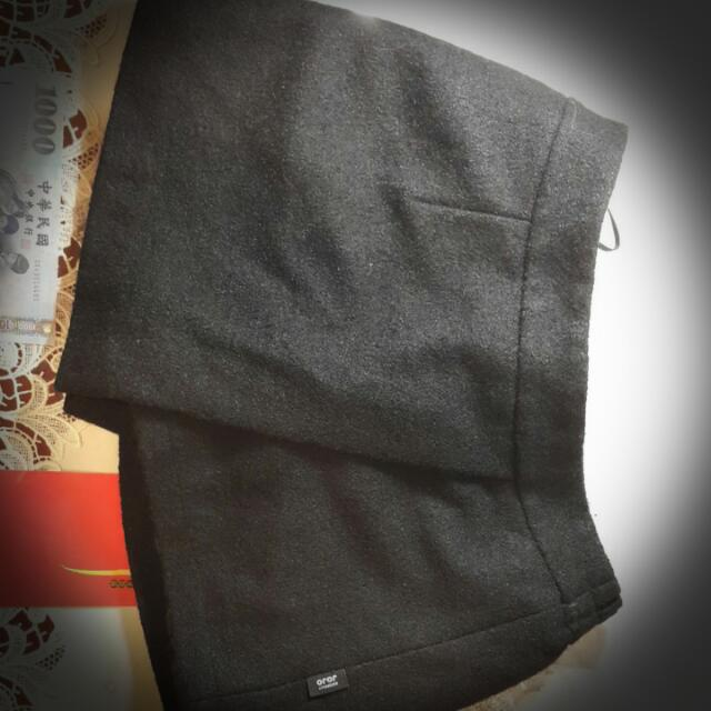 mnaturally Jo Jo 黑色褲裙