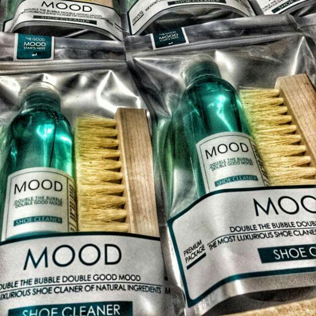 Mood洗鞋劑