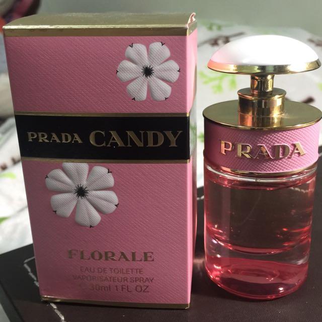 Prada Florale candy 香水 30ml
