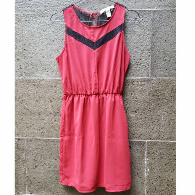 Preloved F21 Red Dress