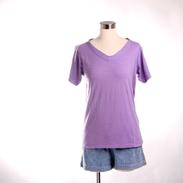 Purple tees