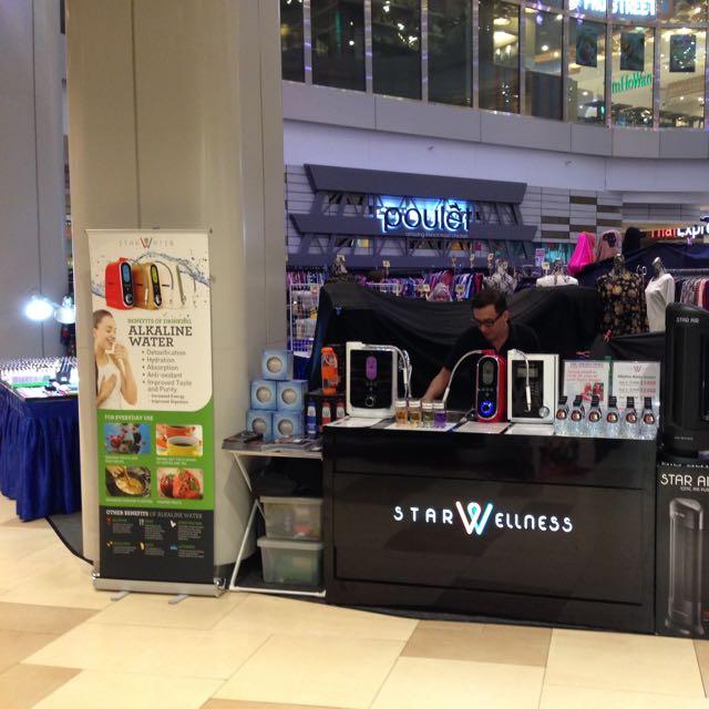 Starwellness Roadshow Bedok Mall