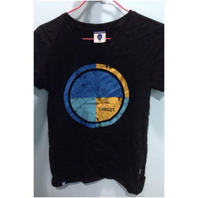 Target T-shirt 圓領T恤