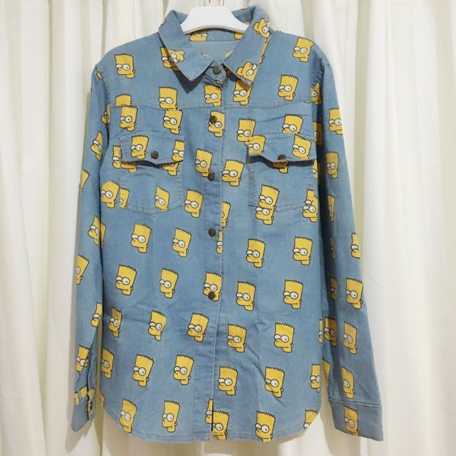 The Simpsons Shirt