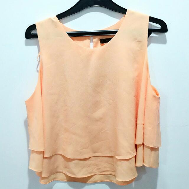Zara Top Size M Only 100k!!