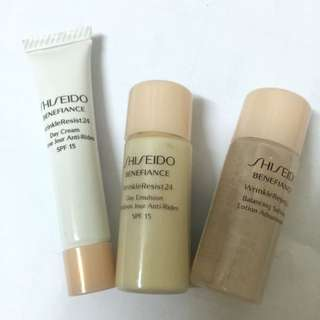 Shiseido 資生堂抗皺3件組