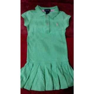 Polo Dress (Kids)