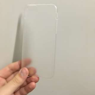 iPhone 6/s Matte Clear Case