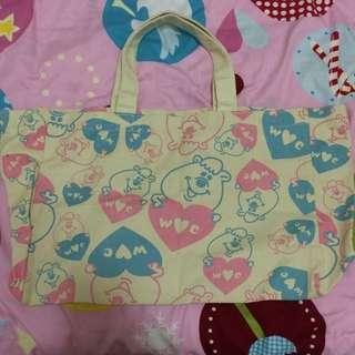 日本W&C帆布袋