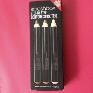 PENDING smashbox contour sticks trio