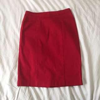 Portmans Work Skirt
