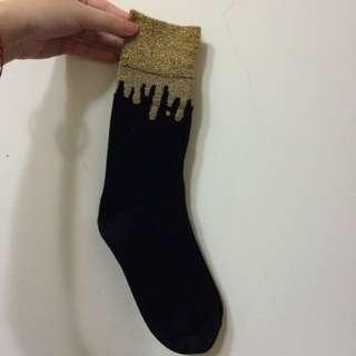 日本 金蔥長襪