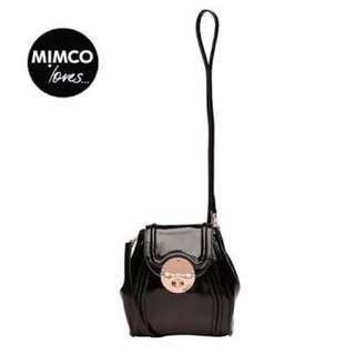 Mimco Off Beat Hip Bag - Excellent Condition
